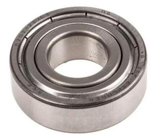 Roda Yamaha Byson bagian depan berukuran ring 17 dengan diameter seluas 2,5 inchi. Roda yang cukup lebar untuk bagian depan tersebut dibekali dua buah laher atau bearing dengan satu bosh di dalamnya.
