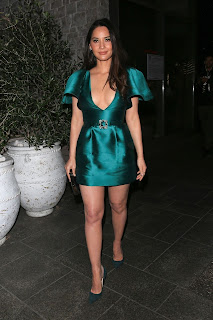 Olivia Munn At Hollywood Reporter Party in Beverly Hills
