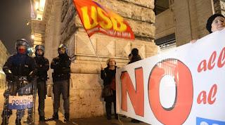 Αποτέλεσμα εικόνας για ΟΧΙ ΤΗΣ ΙΤΑΛΙΑΣ ΣΤΙΣ ΠΡΑΚΤΙΚΕΣ ΤΗΣ ΦΑΣΙΣΤΙΚΗΣ ΓΕΡΜΑΝΙΑΣ-Αναταραχή και αναστάτωση στην ΕΕ πριν από τη διάλυσή της!!!
