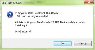 download USB Flash Security software