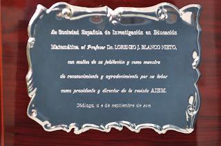 XX SEIEM Lorenzo J. Blanco