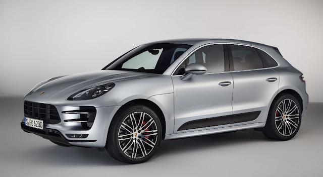 Porsche Macan Turbo 2017 - Un vehículo con grandes cualidades deportivas