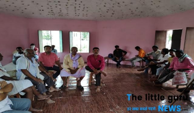 एडीएसओ ने की पीडीएस दुकानदारो के साथ बैठक