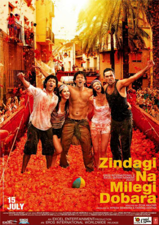 Zindagi Na Milegi Dobara 2011 Full HIndi Movie Download