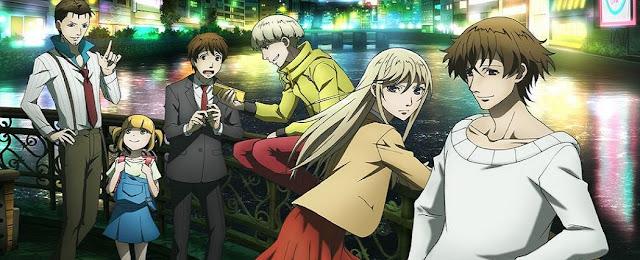 Anime o mieście zabójców