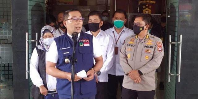 Wajar Ridwan Kamil Kesal, Gubernur Bukan Kepanjangan Tangan Pusat Apalagi Mahfud MD