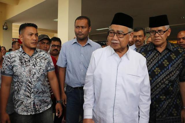 Sakit Batuk Berobat ke Jakarta, Gubernur Kembali ke Aceh