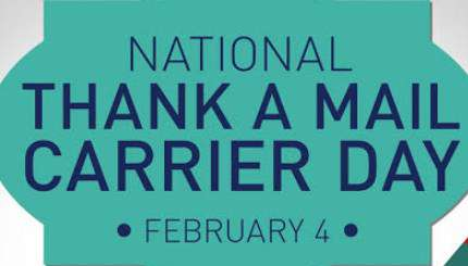 National Thank a Mail Carrier Day Wishes for Whatsapp