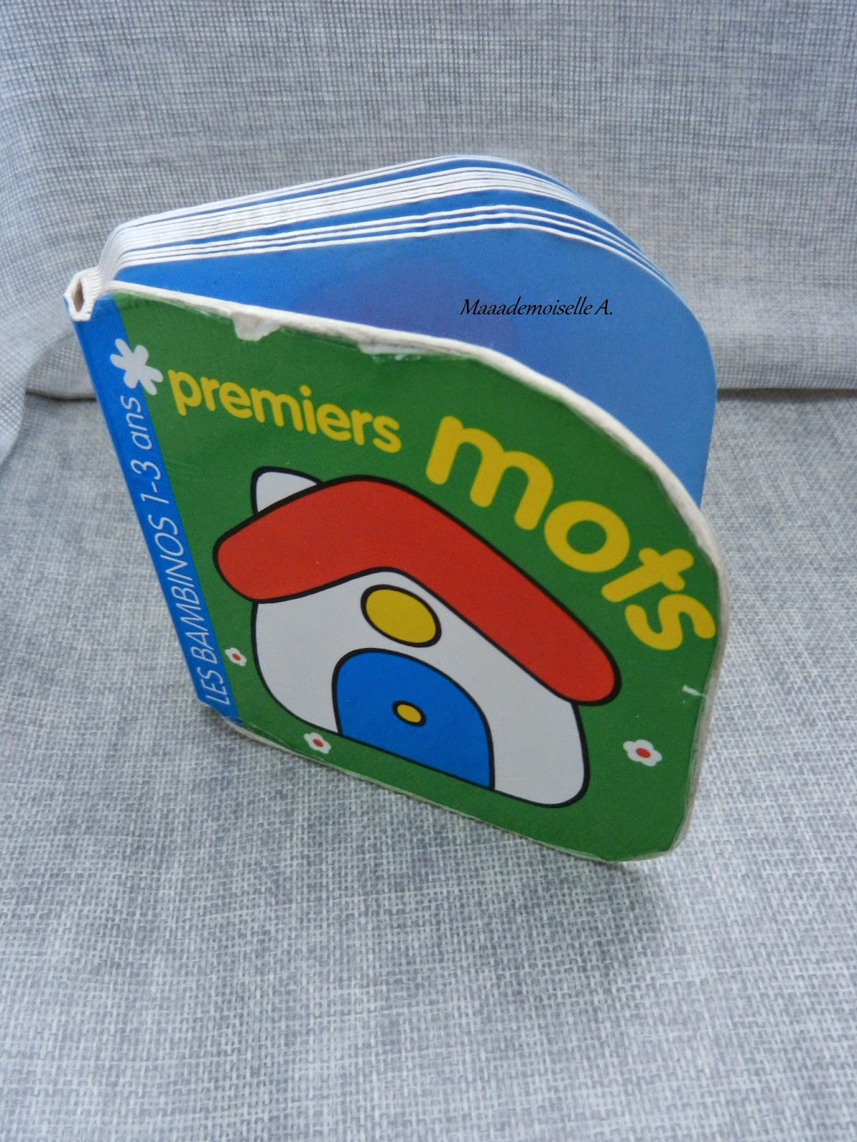 Livre pour bébé : Premiers mots (Présentation & Avis)(Chut, les enfants lisent #3)