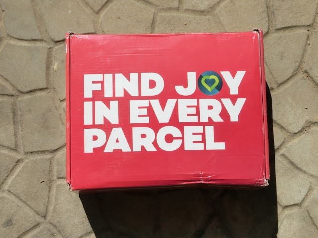 Box of Joy, bukan sekadar kotak merah dari LAZADA
