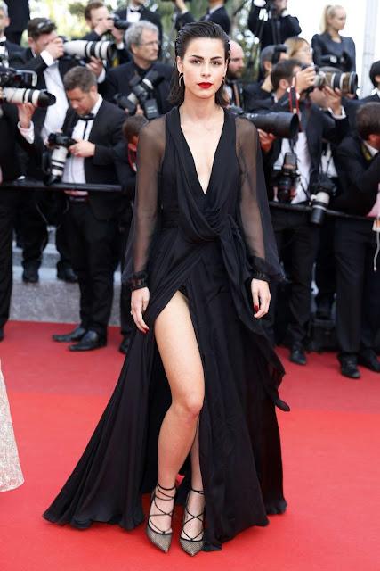 Singer, @ Lena Meyer-Landrut - 'Loving' Premiere at 2016 Cannes Film Festival