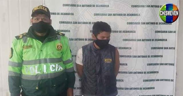Colombiano celoso apuñaló a una venezolana junto a su familia en Perú
