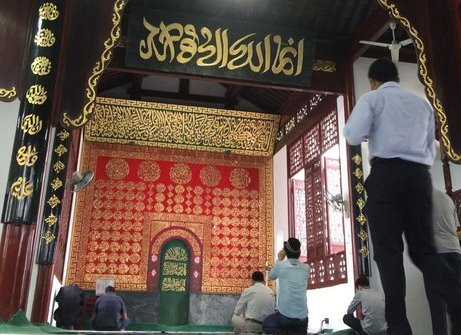 Masjid Jingjue. Photo: ©2016 Merdeka.com