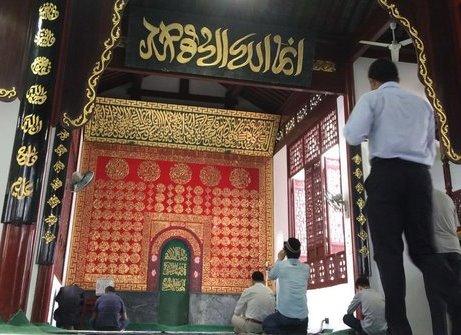 Menengok Masjid Tua 654 Tahun Peninggalan Dinasti Ming di Nanjing, Ada Laksamana Cheng Ho Di Sini