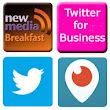 fatBuzz: Twitter and other associated tools - May New Media Breakfast