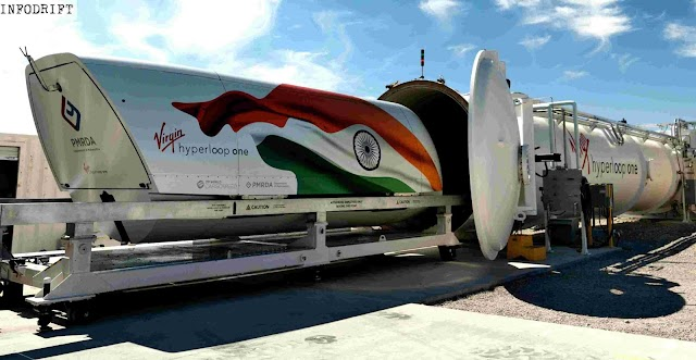 Hyperloop Mumbai ∞ Pune: India to get the fifth mode of transport within a few years and it would be the fastest of all the existing modes of transportation...