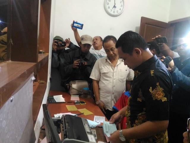 Sidak Timbangan Pasir PT. Mutiara Halim, Bupati Temukan Nota Pembayaran Palsu