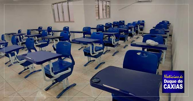 Novo centro de ensino da Fundec será inaugurado em Duque de Caxias