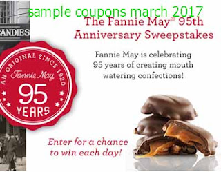 free Fannie May coupons for march 2017
