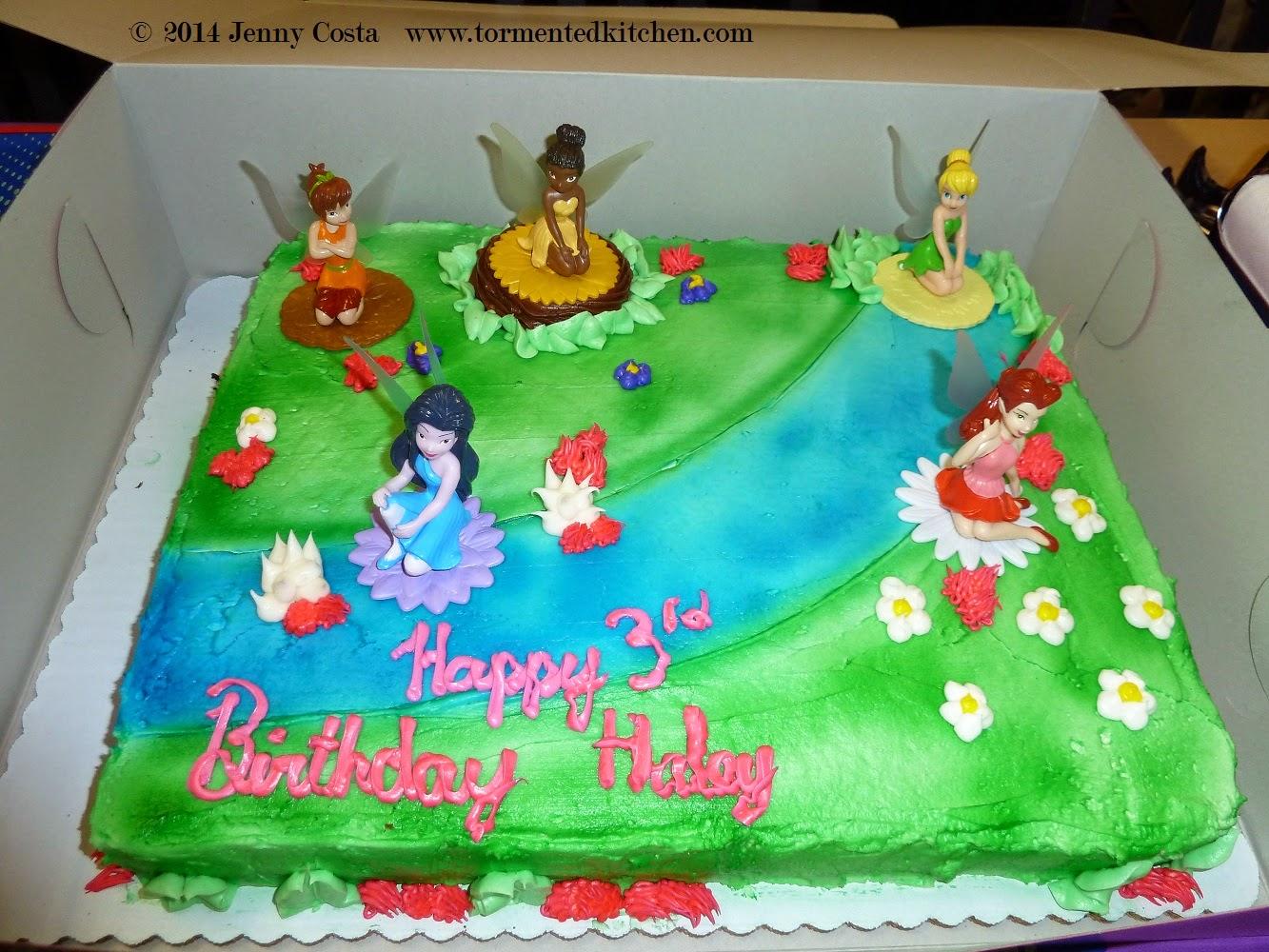 Safeway  Year Birthday Cake
