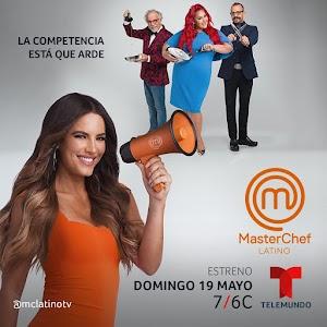 Masterchef latino 2019 Telemundo