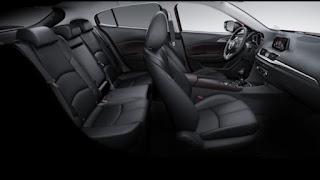 Mazda 3 - Inside
