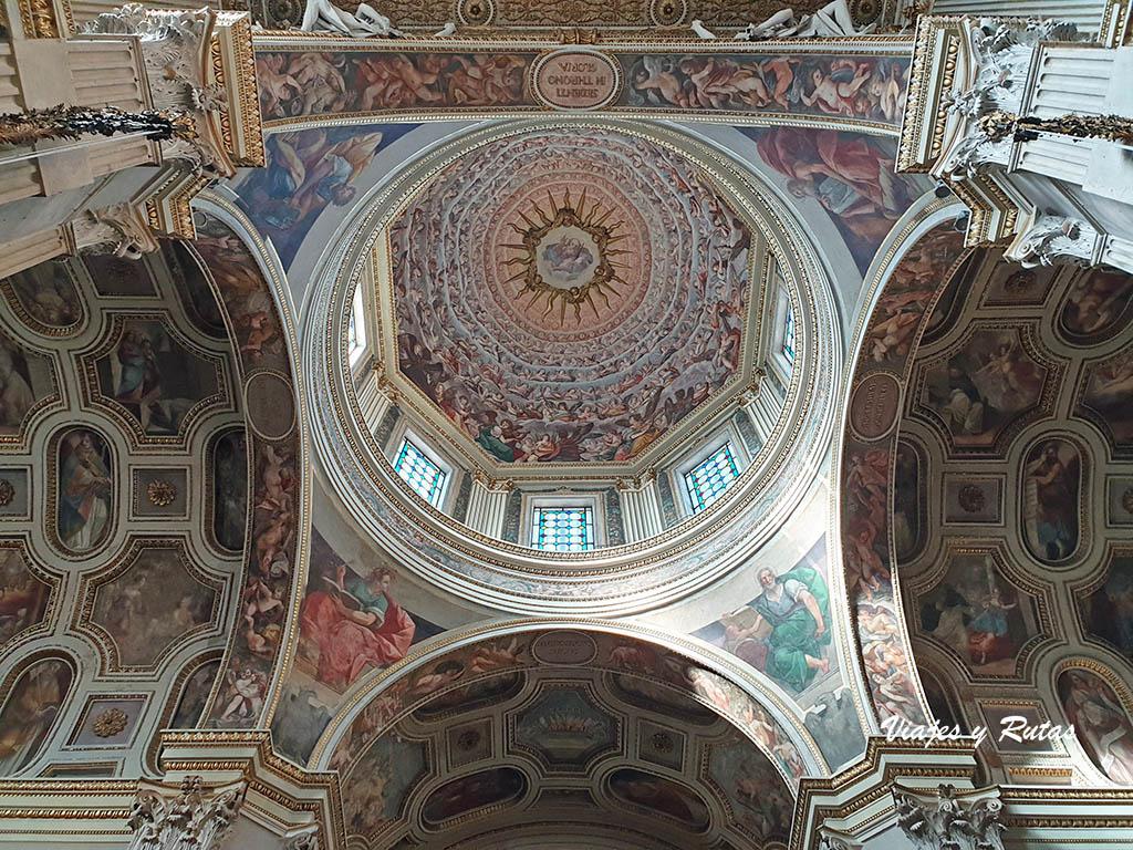 Catedral de San Pedro de Mantua
