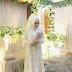 Tips Mengenakan Wedding Dress Muslimah Untuk Pengantin Bertubuh Mungil