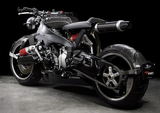 Lazareth Yamaha YZF R1