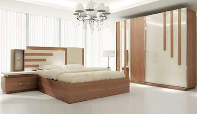 Best bed and cupboard design ideas for bedroom