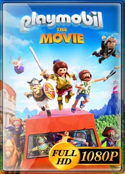 Playmobil: La Película (2019) FULL HD 1080P LATINO