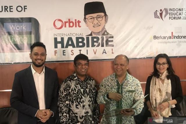 Habibie Festival Bakal Digelar di Jakarta International Expo