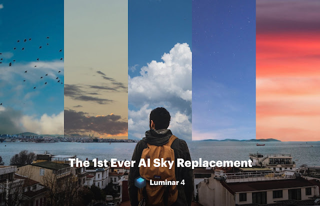 Skylum annuncia Luminar 4 con sostituzione automatica del cielo tramite IA