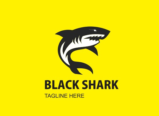 illustrator design ai file free download black shark