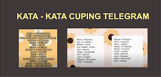 cuping telegram