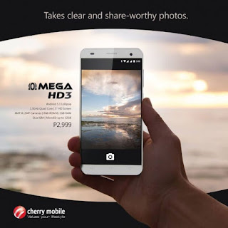 Cherry Mobile Omega HD3 Firmware