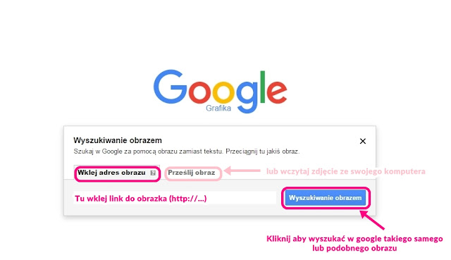 Jak używać Google Grafika - instrukcja