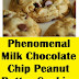 Phenomenal Milk Chocolate Chip Peanut Butter Cookies