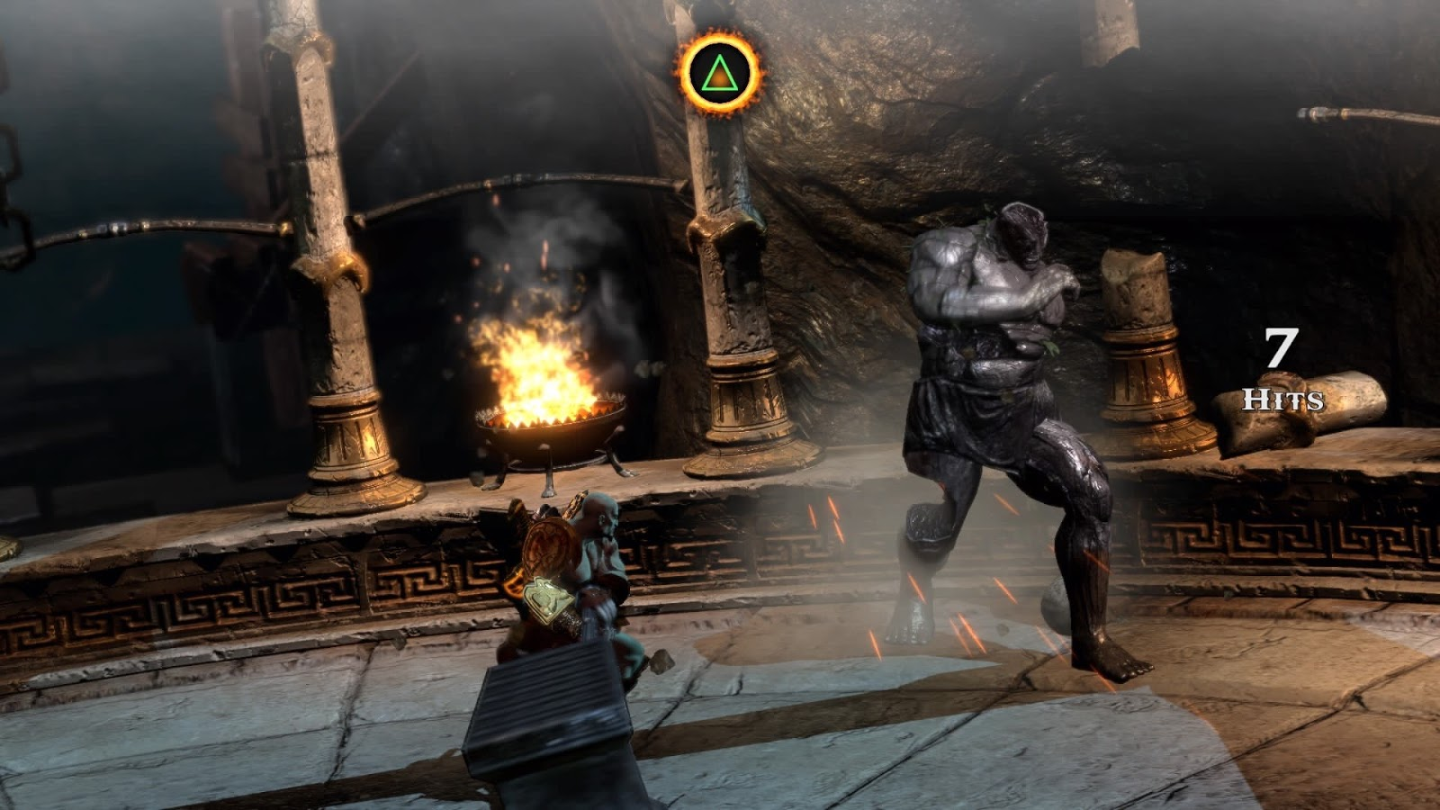 The Christian Rationalist: Game Review--God of War III Remastered (PS4)