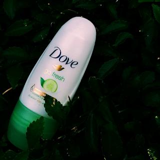 Dove Deodorant Go Fresh Cucumber & Green Tea Deodorant - nuybiebeauteen