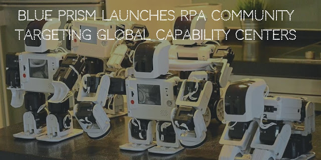 Blue Prism launches RPA community targeting Global Capability Centers