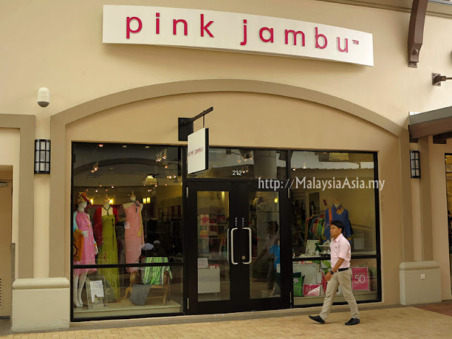 Malaysia Pink Jambu Outlet Store