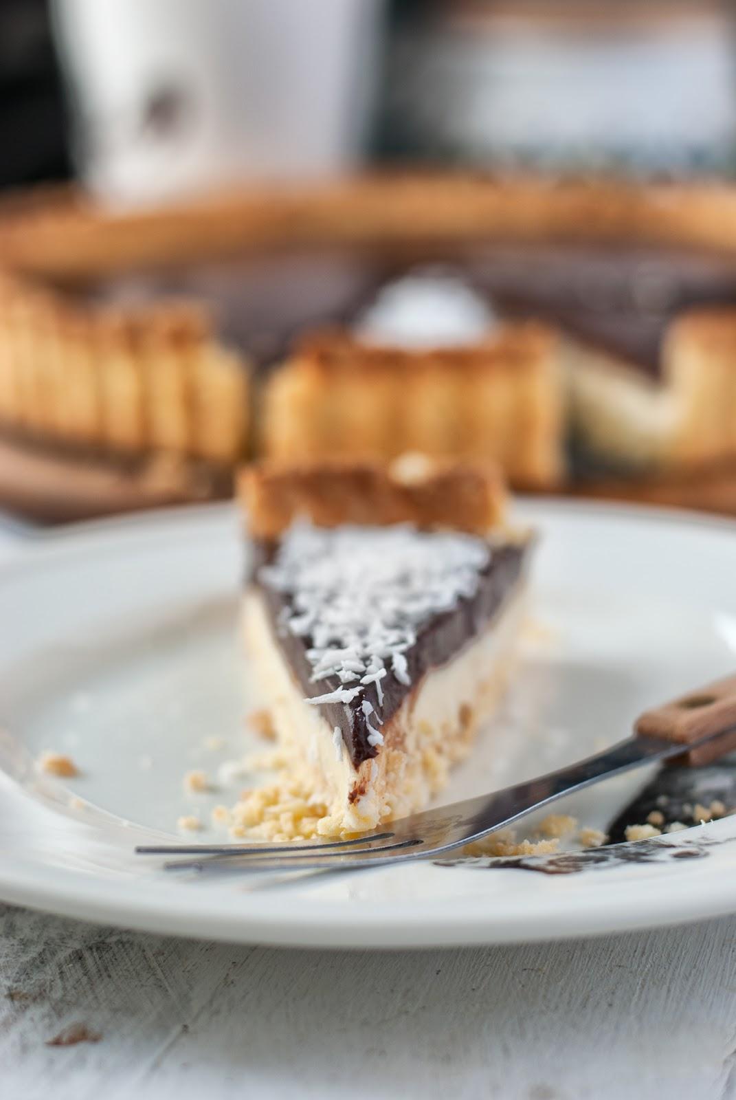 Mazurek czekoladowy bez glutenu