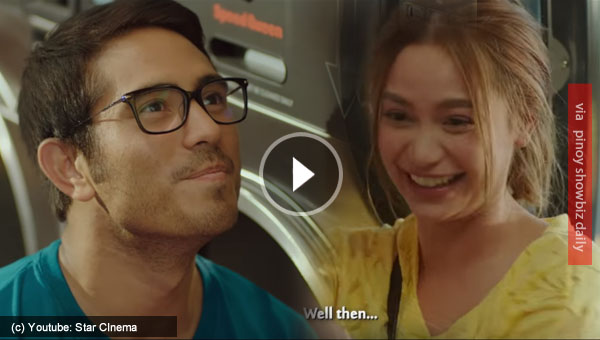Watch: Official Teaser of Can We Still Be Friends starring Gerald Anderson and Arci Muñoz
