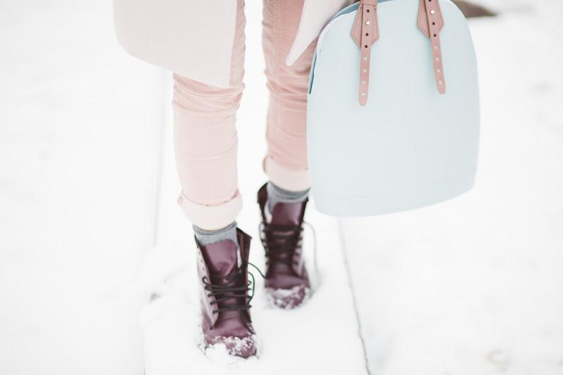 что надеть в снег