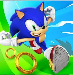 Sonic Dash MOD APK Terbaru v3.2.2.1