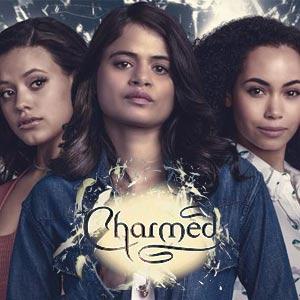 Poster da série Charmed
