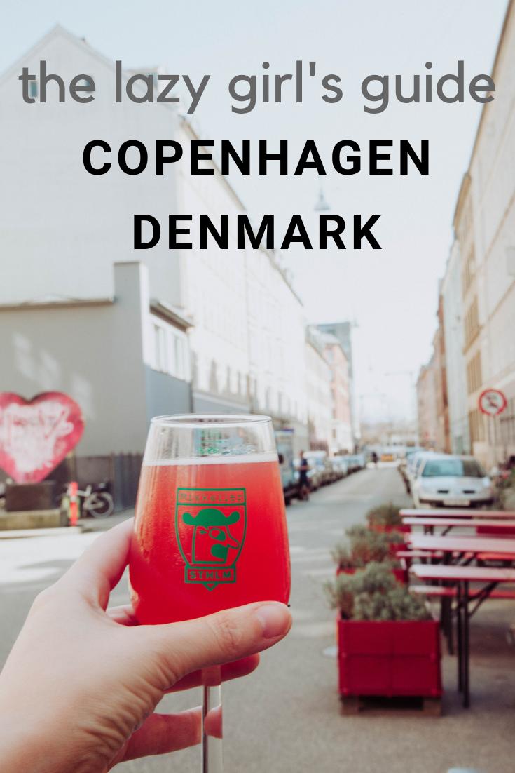 Copenhagen Denmark Guide
