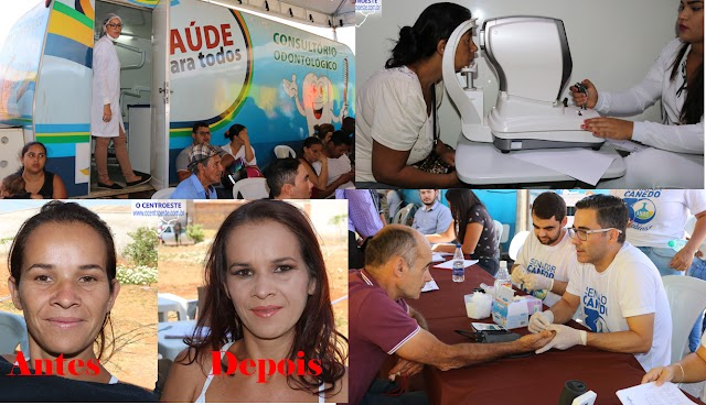Senador Canedo: Cidadania nos bairros acontece no Boa Vista 2