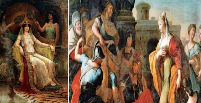 Βασίλισσα Του Σαβά: Μία Από Τις Πιο Αινιγματικές Φιγούρες Της Εποχής Των Παλαιών Ηρώων Και Θεών